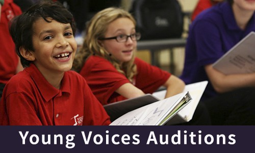 Auditions @ Young Voices of Colorado Studio   Englewood   Colorado   United States